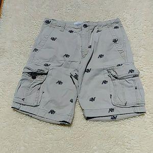 Aeropostale Men's Cargo Shorts.  32W.